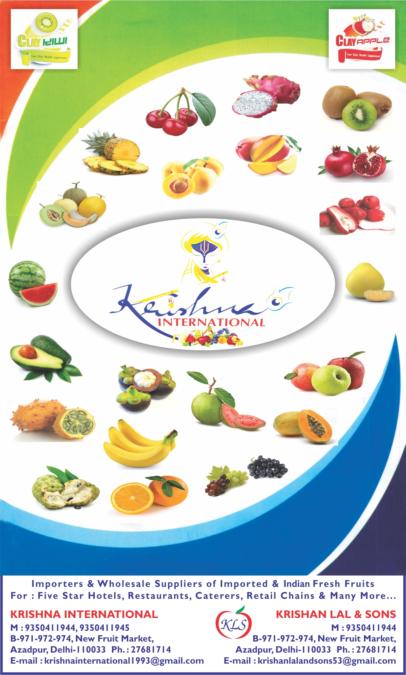 Fresh Fruits & Vegetables Suppliers | Food and FMCG | Trade Linker